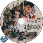 Hunt For The Wilderpeople (2016) R4 DVD Label