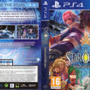 Star Ocean: Integrity and Faithlessness (2016) PAL PS4 Cover & Label