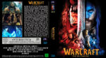 Warcraft The Beginning (2016) R2 German Custom Blu-Ray Cover