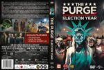 The Purge Election Year (2016) R2 DVD Nordic Cover