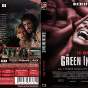 The Green Inferno (2015) R2 German Blu-Ray Cover