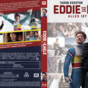 Eddie the Eagle – Alles ist Möglich (2016) R2 German Blu-Ray Cover