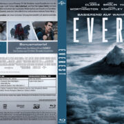 Everest (2016) R2 German Blu-Ray Cover