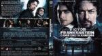 Victor Frankenstein – Genie und Wahnsinn (2016) R2 German Blu-Ray Cover