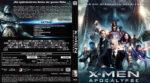 X-Men Apocalypse (2016) R2 German Blu-Ray Cover