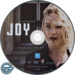 Joy (2015) R4 DVD Label