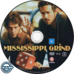 Mississippi Grind (2015) R4 DVD Label