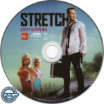 Stretch (2014) R4 DVD Label