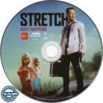 Stretch (2014) R4 DVD Label