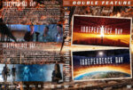 Independence Day Double Feature (1996-2016) R1 Custom Cover