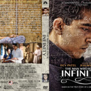 The Man Who Knew Infinity (2016) R1 Custom Cover & label