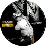 WWE Clash of the Champions (2016) R0 CUSTOM Label