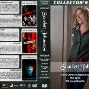 Scarlett Johansson - Collection 4 (2008-2013) R1 Custom Covers