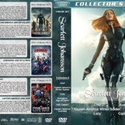 Scarlett Johansson – Collection 5 (2014-2016) R1 Custom Covers