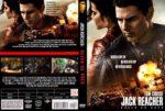 Jack Reacher: Never go back (2016) R0 CUSTOM Cover & label