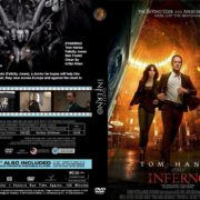 Inferno (2016) R0 CUSTOM Cover & label