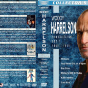 Woody Harrelson Film Collection – Set 1 (1986-1990) R1 Custom Covers