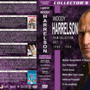 Woody Harrelson Film Collection – Set 2 (1990-1994) R1 Custom Covers