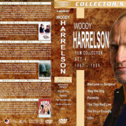 Woody Harrelson Film Collection – Set 4 (1997-1999) R1 Custom Covers