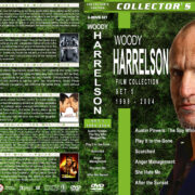 Woody Harrelson Film Collection – Set 5 (1999-2004) R1 Custom Covers