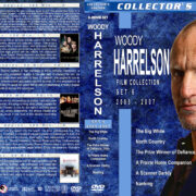 Woody Harrelson Film Collection – Set 6 (2005-2007) R1 Custom Covers