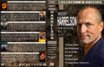 Woody Harrelson Film Collection – Set 10 (2012-2013) R1 Custom Covers