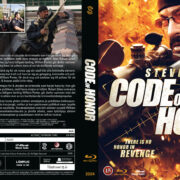 Code Of Honor (2016) R2 Blu-Ray Nordic Cover