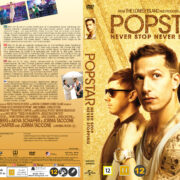 Popstar - Never Stop Never Stopping (2016) R2 DVD Nordic Cover