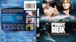 Point Break (1991) R1 Custom Blu-Ray Cover