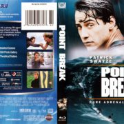 Point Break (1991) R1 Custom Blu-Ray Cover