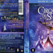 Cirque du Soleil Worlds Away 3D (2012) R2 Blu-Ray Dutch Cover
