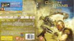 Clash Of The Titans (2010) R2 Blu-Ray Dutch Cover
