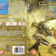Clash Of The Titans (2010) R2 Blu-Ray Dutch Cover