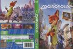 Zootropolis (2016) R2 DVD Italian Cover