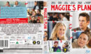 Maggie's Plan (2015) R2 Blu-Ray Nordic Cover