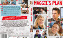 Maggie's Plan (2015) R2 DVD Nordic Cover
