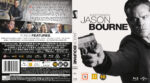 Jason Bourne (2016) R2 Blu-Ray Nordic Cover