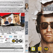 Demolition (2015) R2 Blu-Ray Nordic Cover