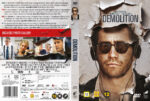 Demolition (2015) R2 DVD Nordic Cover
