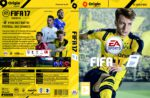 FIFA 17 (2016) Custom PC Cover