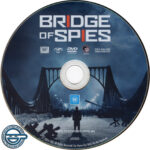 Bridge of Spies (2015) R4 DVD Label