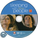 Sleeping With Other People (2015) R4 DVD Label