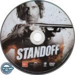 Standoff (2016) R4 DVD Label