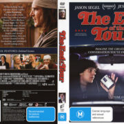 The End of The Tour (2015) R4 DVD Cover