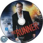 The Runner (2015) R4 DVD Label