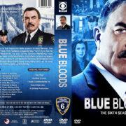 Blue Bloods - Season 6 (2016) R1 Custom Covers