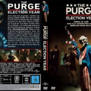 The Purge Election Year (2016) R2 GERMAN Custom Cover