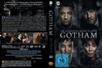 Gotham Staffel 1 (2015) R2 German Custom Cover & labels