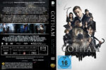 Gotham Staffel 2 (2016) R2 German Custom Cover & labels