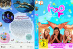 H2O Plötzlich Meerjungfrau Staffel 1 (2006) R2 German Custom Cover & Labels